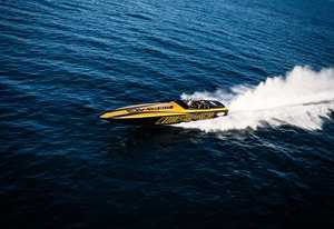 High speed and racing boats