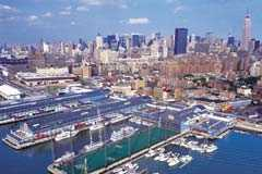 MarineMax at Chelsea Piers