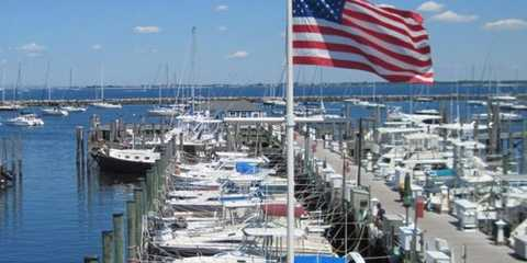 Atlantic Highlands Municipal Marina
