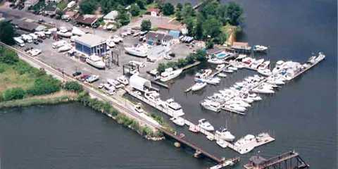 Anchor Bay East Marina & Yacht Sales