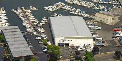 Al Grovers High And Dry Marina