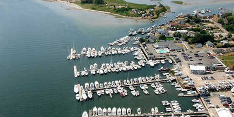 Belle Vue Yachting Center at Point Judith Marina