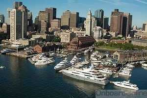 Boston Yacht Haven Marina