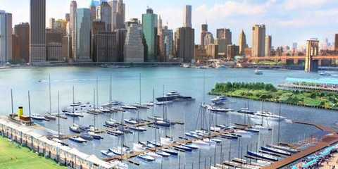 One 15 Brooklyn Marina