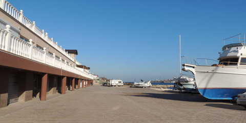 "Yacht club ""Saint Clement"""