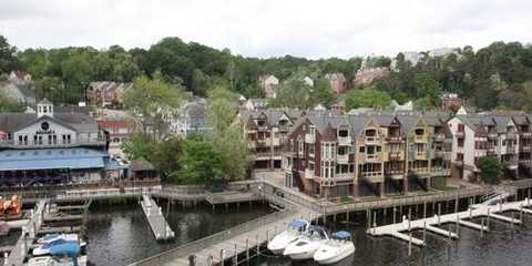Town of Occoquan Dock