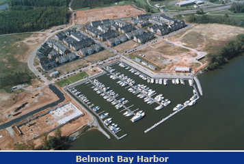Belmont Bay Harbor